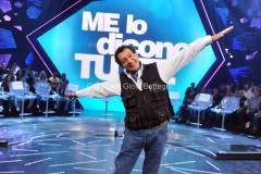5/05/2011 Roma, Me lo dicono tutti, prima puntata, nella foto joceline il regista