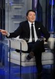 03/02/2015 Roma Renzi ospite di porta a porta