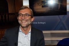 26/05/2016 Roma tgr tribune elettorali comunali, nella foto Roberto Giachetti