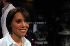10/09/2013 Roma Ballaro prima puntata, nella foto: De Girolamo