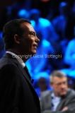 10/09/2013 Roma Ballaro prima puntata, nella foto: Giovanni Floris