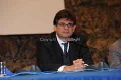 07/04/2015 Roma presentazione RAI SPONSOR DI MAGLIA DELLE NAZIONALI PARALIMPICHE, nella foto: Luca Pancalli – Presidente Comitato Italiano Paralimpico