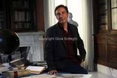 """15/06/2015 Roma Presentazione del nuovo programma di Mario Tozzi """" FUori Luogo"""" in onda dal 20 giugno su rai uno seconda serata"""