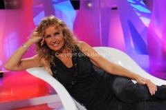 11/05/2013 Roma trasmissione Kilimangiaro versione estiva rai tre condotto sempre da Licia Colò