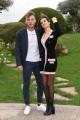 Foto/IPP/Gioia BotteghiRoma 05/11/2019 Maurizio Costanzo Show, ospite Ciro Immobile e la moglie Jessica MelenaItaly Photo Press - World Copyright
