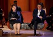 Foto/IPP/Gioia BotteghiRoma 05/11/2019 Maurizio Costanzo Show, ospite Matteo Renzi con Teresa BellanovaItaly Photo Press - World Copyright
