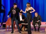 Foto/IPP/Gioia BotteghiRoma 05/11/2019 Maurizio Costanzo Show ospite Jessica Melena e Stefano MacchiItaly Photo Press - World Copyright