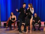 Foto/IPP/Gioia BotteghiRoma 05/11/2019 Maurizio Costanzo Show ospite Stefano Macchi e Wilma FaissolItaly Photo Press - World Copyright
