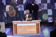 15/10/2016 Roma prima puntata del programma di rai uno 10 cose, nella foto Cattelan