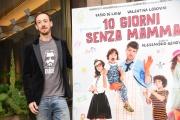 Foto/IPP/Gioia BotteghiRoma28/01/2019 presentazione del film  10 giorni senza mamma, nella foto: Matteo CastellucciItaly Photo Press - World Copyright