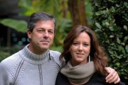 foto/IPP/Gioia Botteghi 19/01/2012 Roma, NANUK Prove d'avventura Una produzione National Geographic e Rai 3 Condotto da Caterina Guzzanti e Davide Demichelis