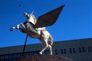 cavallo d'oro di saxa rubra