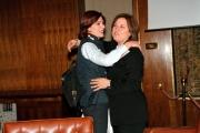 Bianca Berlinguer E Lucia Annunziata