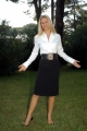 Michelle Hunziker presenta il suo nuovo spettacolo televisivo SUPER STAR SHOW su retequattro