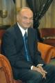 Diego Della Valle ospite di Telecamere il Programma di Anna La Rosa ospite anche il ministro dwll'industria Marzano