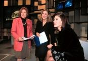 Lucia Anninziata in RAI con Bianca Berlinguer e Federica Sciarelli
