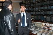 Francesco Giorgini in regia