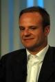 Rubens Barrichello   alla trasmissione Porta a porta