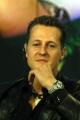 Michael Schumacher alla trasmissione Porta a porta