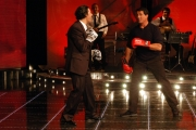 Silvester Stallone ospite da Fiorello
