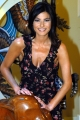 Ilaria D'Amico presenta il suo nuovo programma su rai tre TIMBUCTU in onda dal 3 luglio
