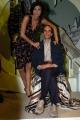 Ilaria D'Amico presenta il suo nuovo programma su rai tre TIMBUCTU in onda dal 3 luglio,  nelle foto con Augusto Vitale