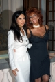 Presentazione del fil per Mediaset Retequattro  LA TERRA DEL RITORNO  con Sophia Loren e Sabrina Ferilli