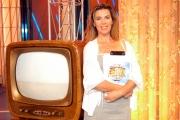 Katia Svizzero Presenta la rubrica Prima all'interno del programma di rai tre La Mattina di raitre