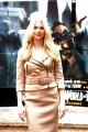 Gwnyneth Paltrow a Roma per presentare il suo nuovo film Skay Captain