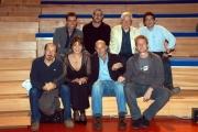 PARLA COM ME Serena Dandini con Dario Vergassola e gli autori della trasmissione