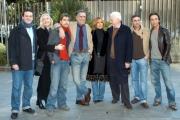 Mio Figlio   Due puntate su raiuno protagonista Lando Buzzanca nel ruolo del padre Caterina Vertova nella parte della madre,e Giovanni Scifoni nella parte del figlio.  nelle foto l'intero cast