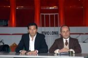 14/2/05MIO FRATELLO E' PAKISTANO MediasetTeo Mammucari e Giovanni Benincasa regista