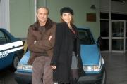 16/2/05 NapoliLA SQUADRA raitre Chiara Salerno, Massimo Bonetti,