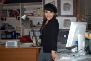 16/2/05 NapoliLA SQUADRA raitre Chiara Salerno,