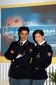 16/2/05 NapoliLA SQUADRA raitre Michela Andreozzi, Andrea Marrocco,