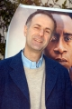 7/3/05Hotel Rwanda conferenza stampa romanelle foto:  Roberto Citran unico attore italiano