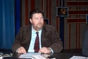 Gioia Botteghi/OMEGA 11/03/05ottoemezzo la7Giuliano Ferrara