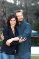 Gioia Botteghi/OMEGA 30/03/05Conferenza stampa di LA FEBBRE filmnelle foto Fabio Volo, Valeria Solarino