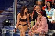 Sabato Italiano raiuno 090405   Julia  Smith   Baudo e Paola Minaccioni