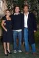 conferenza stampa del film SAHARAnelle foto: il regista Breck Eisner ,Penelope Cruz e il protagonista del film Matthew McConaughey suo attuale fidanzato