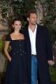 conferenza stampa del film SAHARAnelle foto:Penelope Cruz e il protagonista del film Matthew McConaughey suo attuale fidanzato