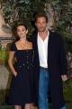 conferenza stampa del film SAHARAnelle foto:,Penelope Cruz e il protagonista del film Matthew McConaughey suo attuale fidanzato