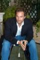 conferenza stampa del film SAHARAnelle foto:il protagonista del film Matthew McConaughey