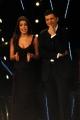 prima puntata di ASSOLUTAMENTE raiunonelle foto: Fabrizio Frizzi con Bianca Guaccero