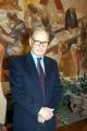 Conferenza stampa del film Karl ( un uomo diventato Papa)nelle foto: Ennio Moricone ha scritto le musiche