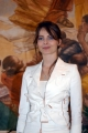 Gioia Botteghi/OMEGA 14/04/05Conferenza stampa del film Karl ( un uomo diventato Papa)nelle foto: Violante Placido,