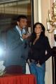 Conferenza stampa del film Troppo Bellinelle foto: Coastantino Vitagliano, Alessandra Pierelli,