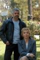 conferenza stampa del film: Vieni via con me .nelle foto: Mariangela Melato, Enrico Lucci