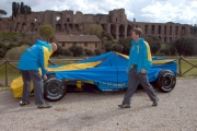 Gioia Botteghi/OMEGA 17/04/05ROADSHOW RENAULT Roma Circo MassimoRenault RS25
