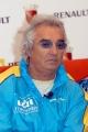 Gioia Botteghi/OMEGA 17/04/05ROADSHOW RENAULT Roma Circo MassimoF. Briatore,